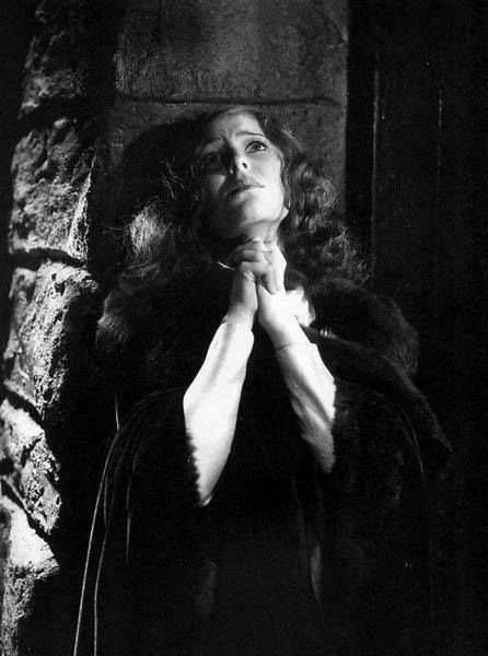 Valerie Hobson in The Bride of Frankenstein