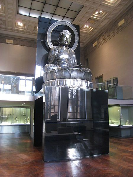 Musee Cernuschi - Budha