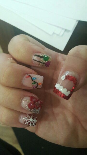 #christmasnail