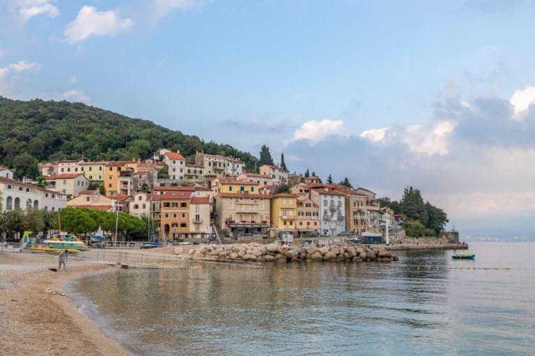 Roadtrip Kroatien und Slowenien Reiseroute für 14 Tage