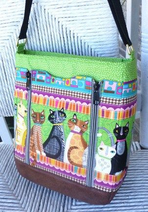 The Guardian Concealed Carry Handbag Paper Sewing Pattern