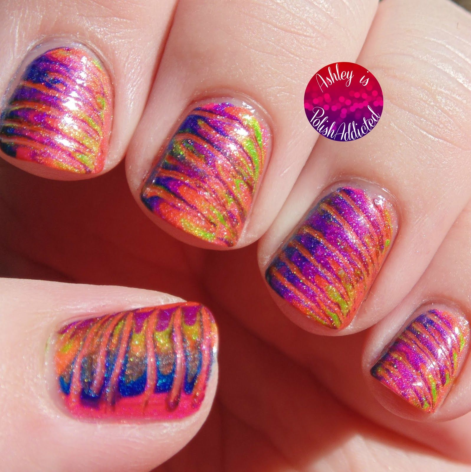 Superficially Colorful Lacquer Life On Pandora Collection