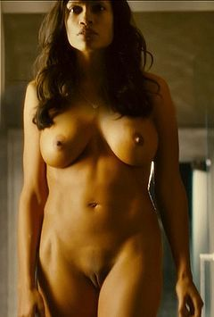 from Quentin rosario dawson shaved pussy pix