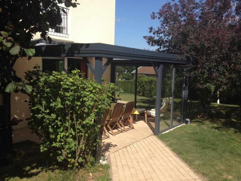 Auvents Pergolas Alu Bois Pour Terrasse En Lorraine Veranda