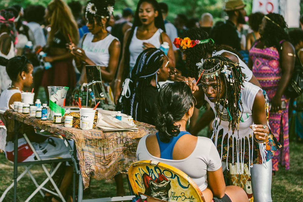 Photographer Driely S. joined again the big music and culture festival in New YorkCity called AFROPUNK. Enjoy the fantastic fashion looks #2   part 1 check here all images by Driely S. TweetShare on Tumblr More related stuff you might likeMeet you at ... Read More