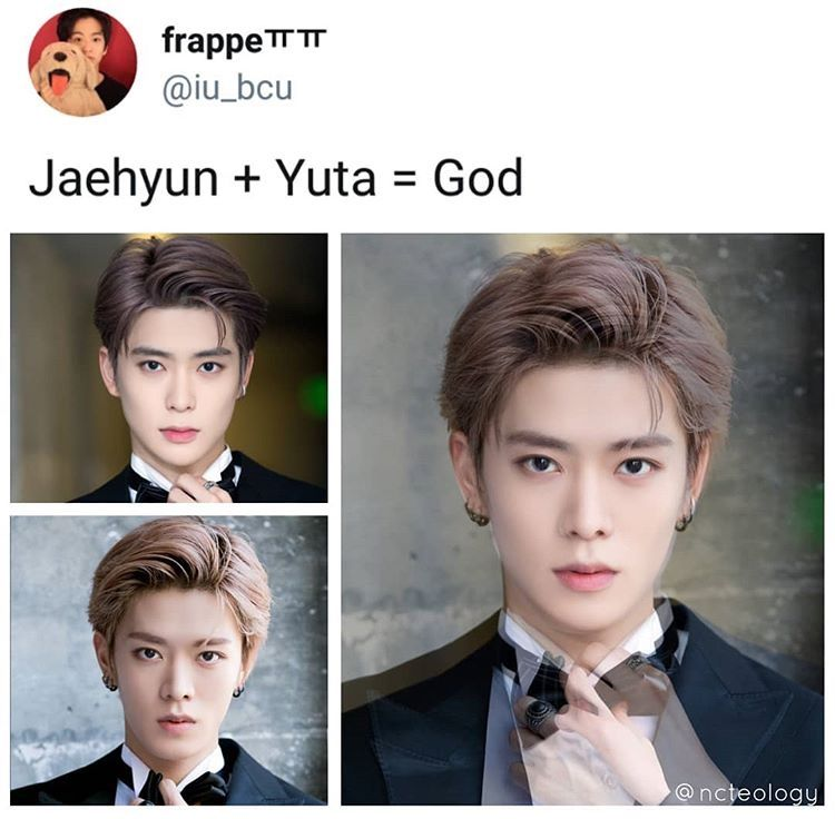 How Could Someone Look Like This Just How Nct Taeyong Nct Yuta Nct