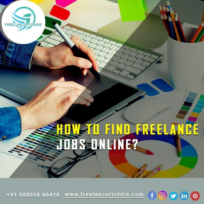 How To Find Freelance Jobs Online Freelancertohire Com Freelancing Jobs Online Jobs Online Data Entry Jobs