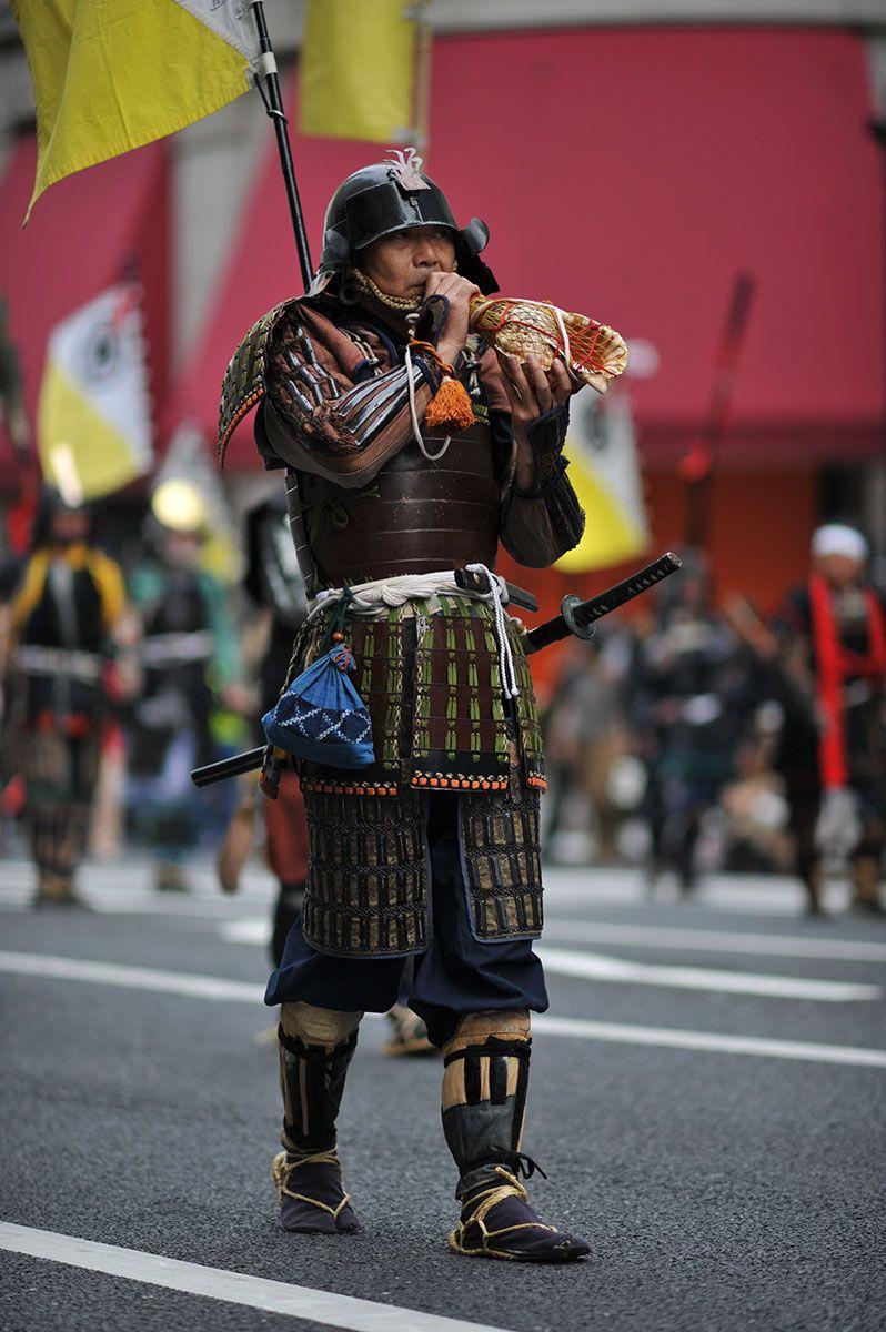 Samurai Warriors #tokyobling #fotografia #samurai #giappone