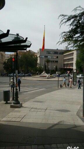Avda Constitución.