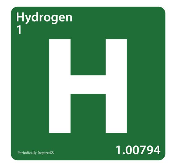 H is for hydrogen periodic table coaster by periodicallyinspired h is for hydrogen periodic table coaster by periodicallyinspired urtaz Gallery