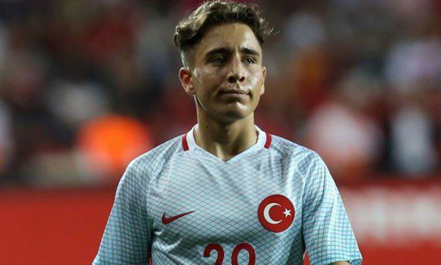 Emre Mor is the youngest player at #EURO2016 to record an assist