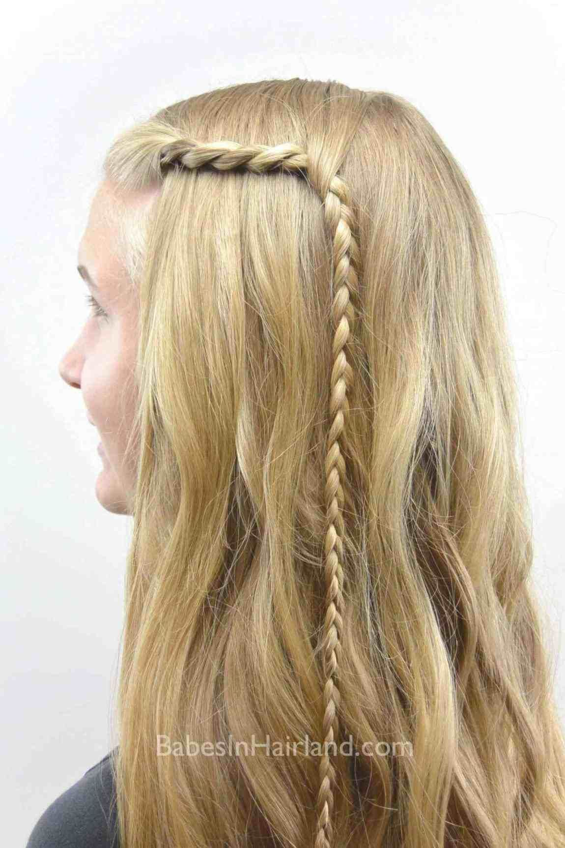 Easy Hairstyles For Kids To Do Themselves Find Your