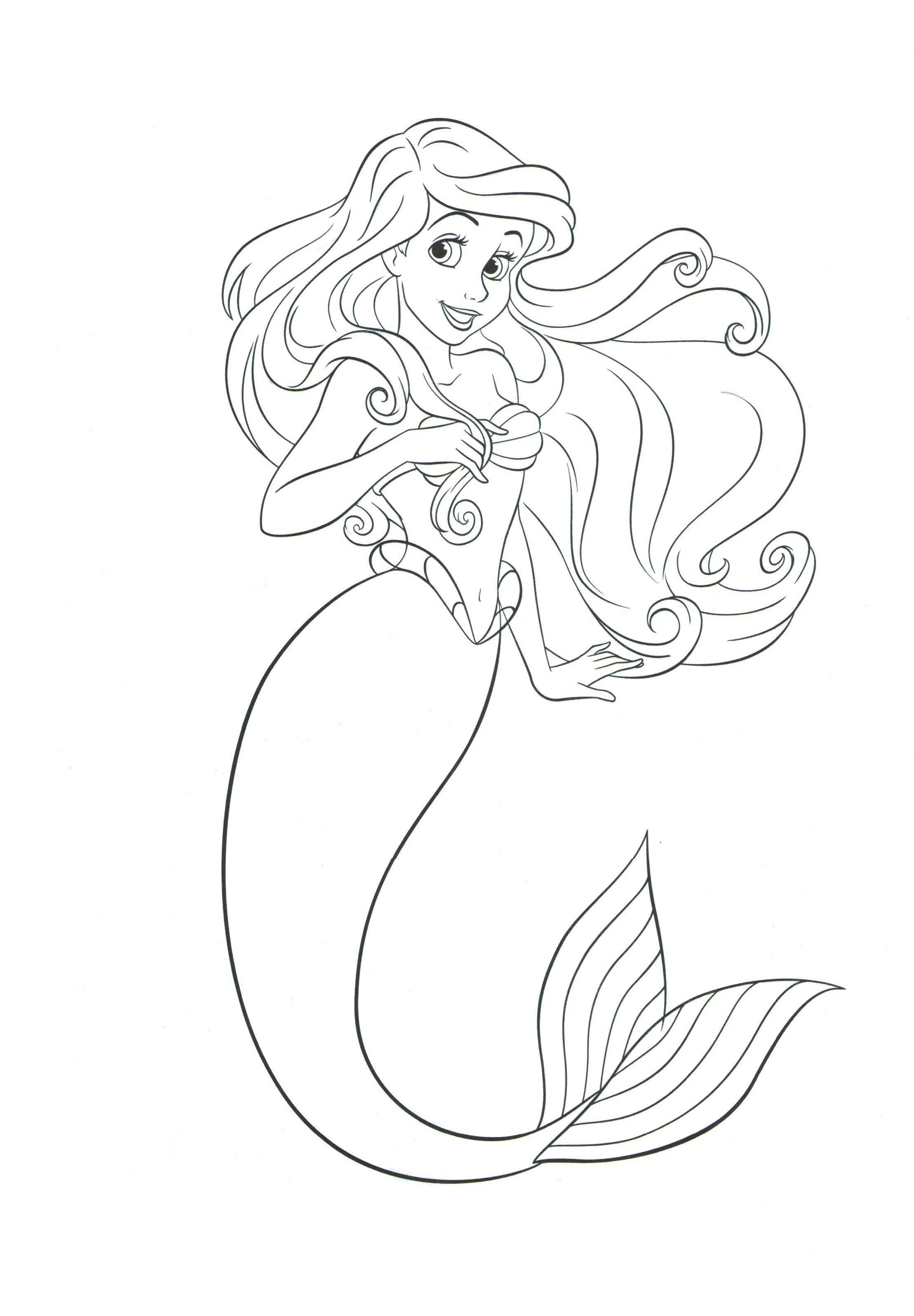 Pin By Mar Bello On Printables Disney Coloring Pages Mermaid Coloring Book Princess Coloring Pages