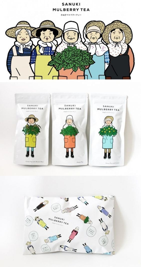 I like the unique and simple look this designer used  It conveys community in a way  or communiTEA  is part of Packaging design -