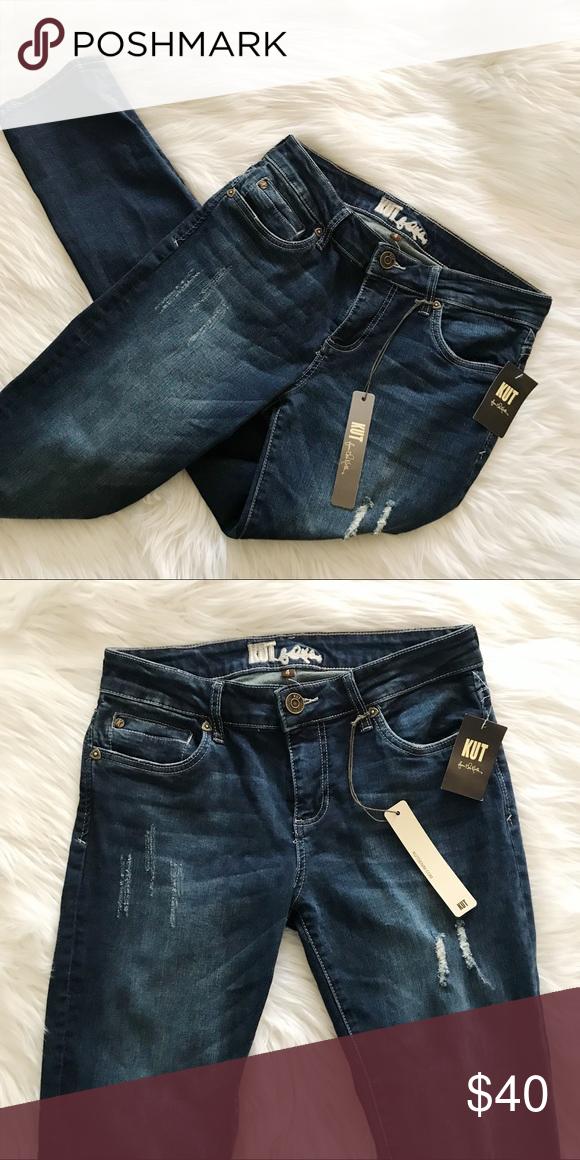 New Kut From The Kloth Straight Boyfriend Jeans Boyfriend Jeans Kut From The Kloth Fashion