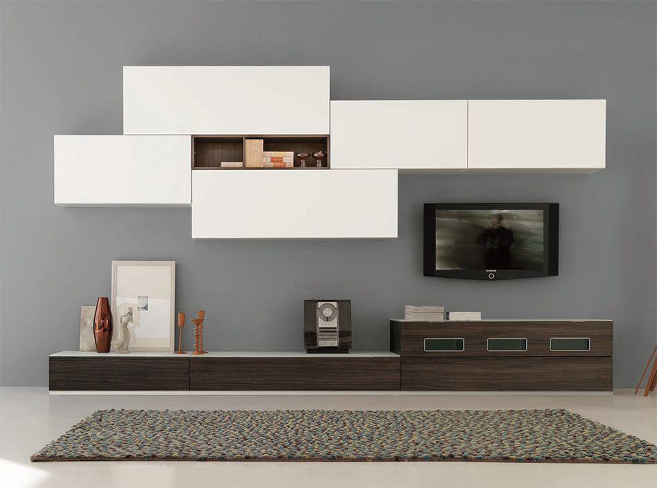 Mobili zanette ~ Italian wall unit velvet by artigian mobili