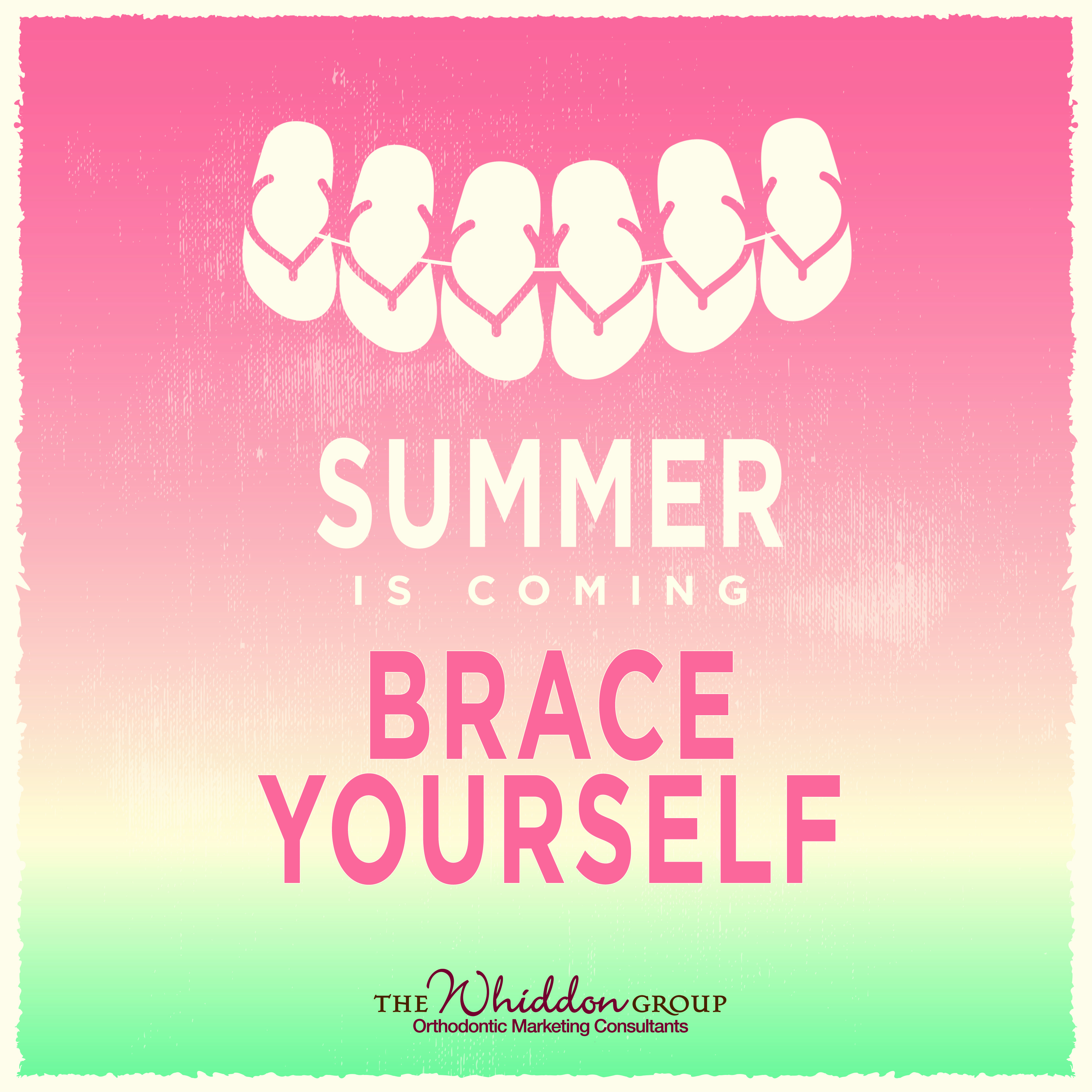 Summer is coming brace yourself we will soon roll out an easy to summer is coming brace yourself we will soon roll out an easy to use in office campaign for your practice to promote braces for summer 2016 solutioingenieria Images