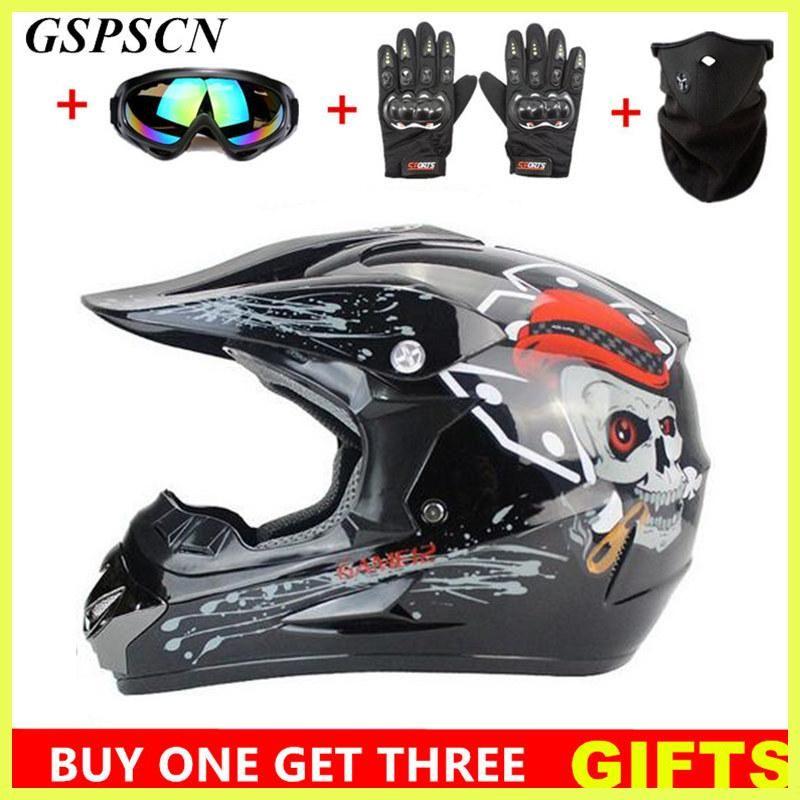 Men Fashion Off Road Casco Motorcycle & Moto Dirt Bike