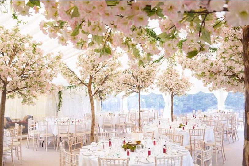 Source Artificial White Cherry Blossom Tree Small Wedding Centerpiece Trees Cherry Blossom Theme Cherry Blossom Wedding Centerpieces Cherry Blossom Centerpiece