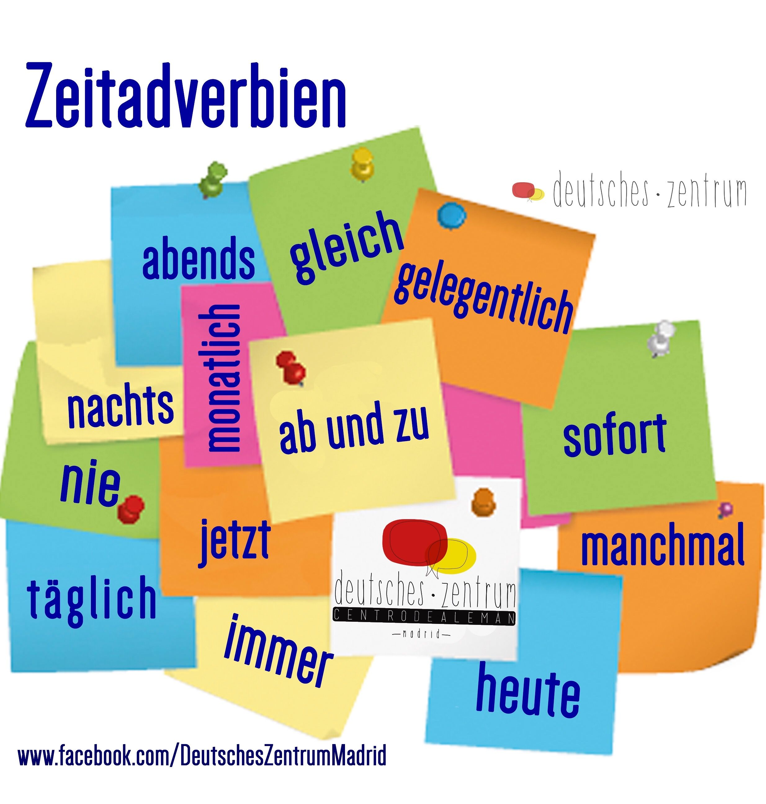 Adverbien Deutsch Grammatik | german O.o in 2018 | Pinterest ...