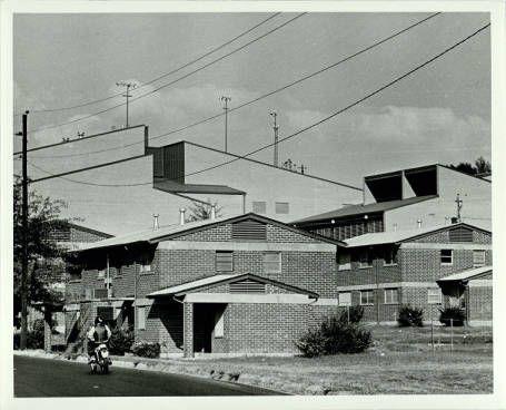Atlanta Housing Authority Project, Perry Homes, November 2