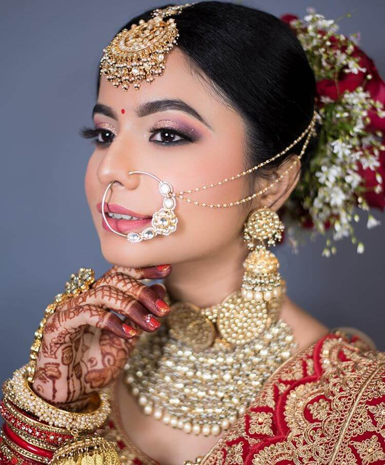 Best Makeup Artists In Lucknow For Your Glamorous Bridal