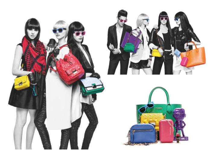Farbe ist das neue Schwarz! Sogar der Modepapst Karl Lagerfeld überrascht uns diesen Sommer mit einer bunten Kollektion!