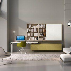 ferri-Lineare05-angolo-studio-nel-living | Angolo studio ...