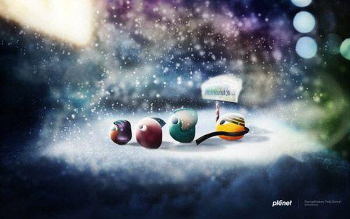 Beautiful Christmas Desktop Wallpapers - Volume II  Things to