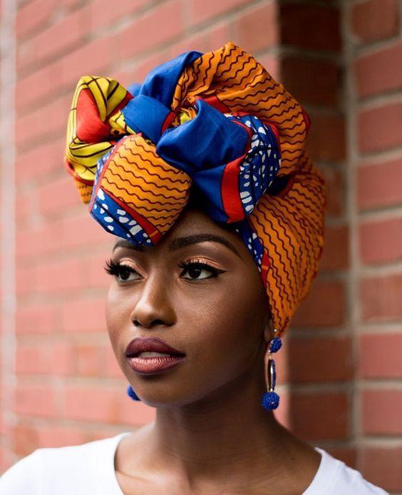 Comment mettre, nouer, porter foulard cheveux ?