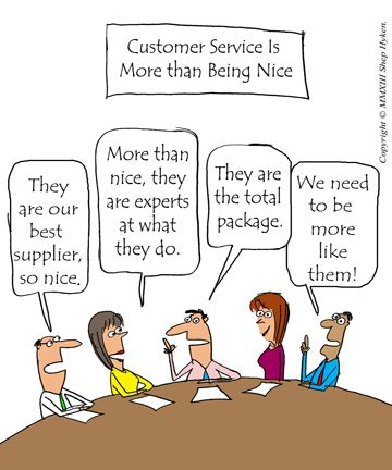 Customer Service Is More Than Just Being Nice Customer Service Jobs What Is Customer Service Customer Service Week