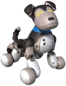 Zoomer Robot Dog Interactive Puppy Shadow To Me Shadow Looks
