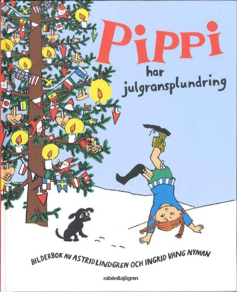 Image result for Pippi Longstocking's After-Christmas Party
