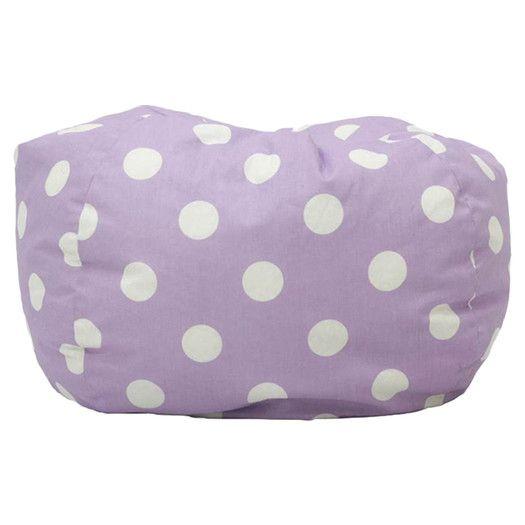 Comfort Research Polka Dot Bean Bag Chair | AllModern