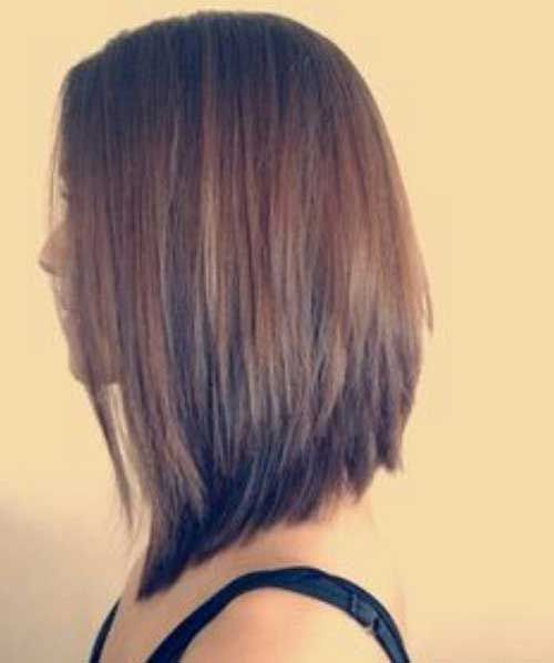 Pleasant 1000 Images About Hair On Pinterest Long Angled Bobs Inverted Short Hairstyles Gunalazisus