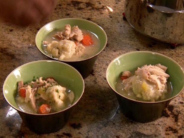 Neelys Chicken And Dumplings Recipe In 2018 Chicken Thighs