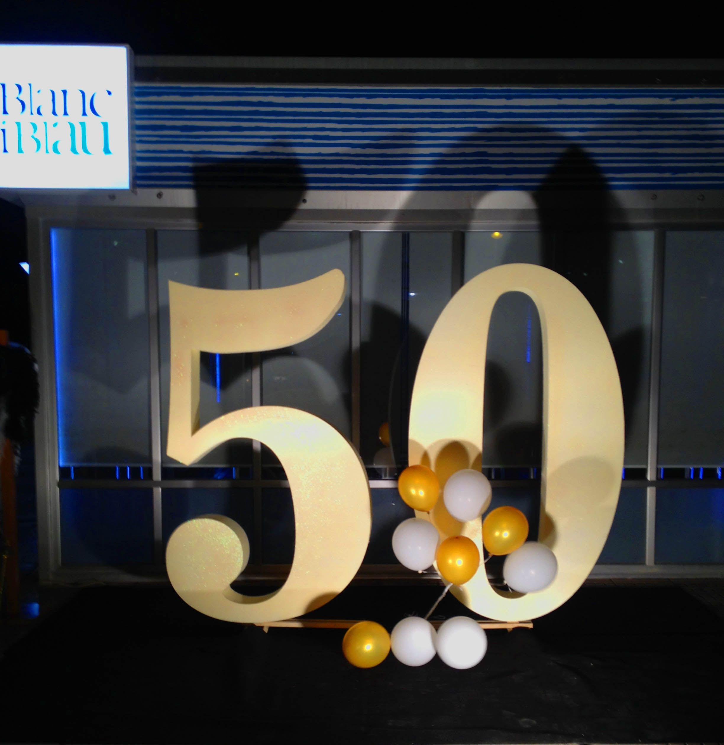Photocall De La Fiesta De Los 50 Años De Uno De Los Clientes En Gloriamar Fiestas De 50 Años Cena De Empresa Fiesta