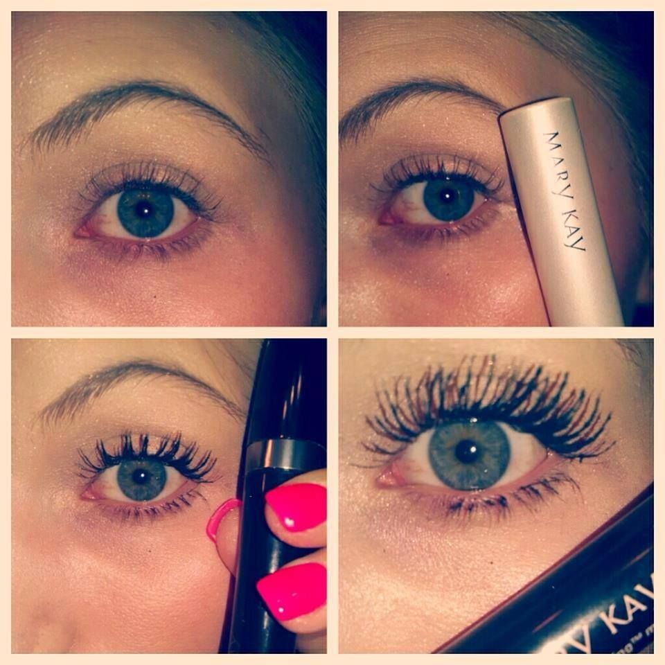 Betere Full Lashes with out Falsies. MK lash primer, ultimate mascara QU-12