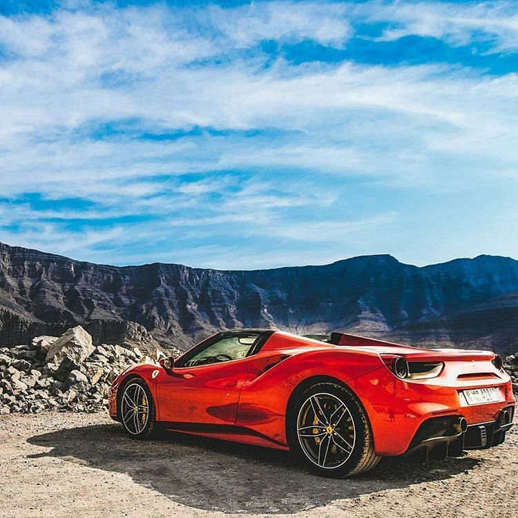Ferrari 488 Ferrari Dream Cars Super Cars