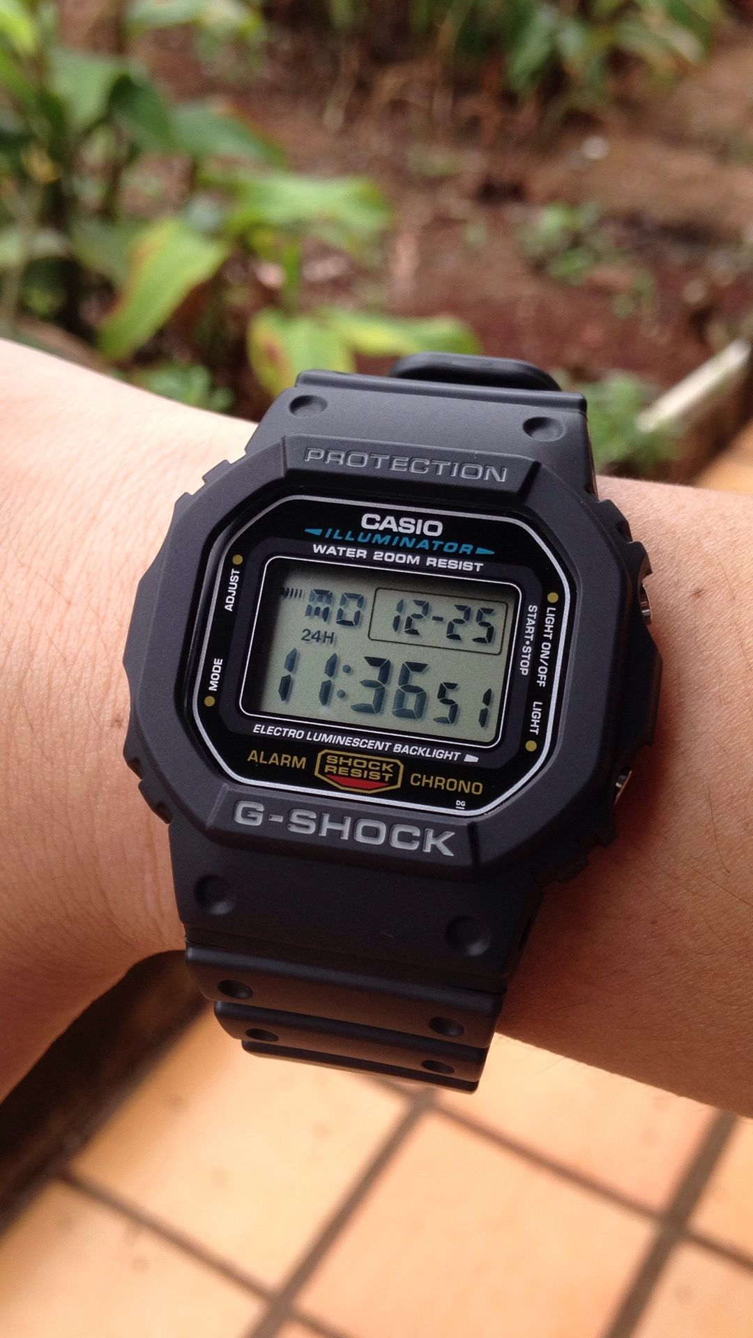 Casio G-Shock DW5600E | Relógio g shock. Relogios