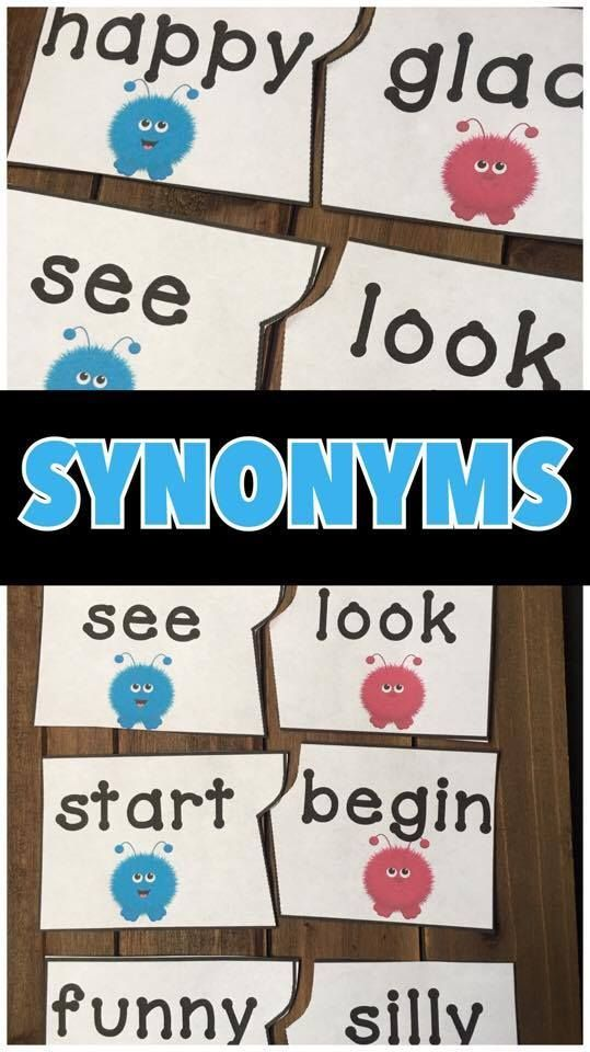 Photo of Synonyms