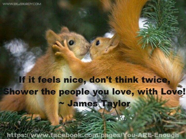 Love is unconditional & always Baby animals