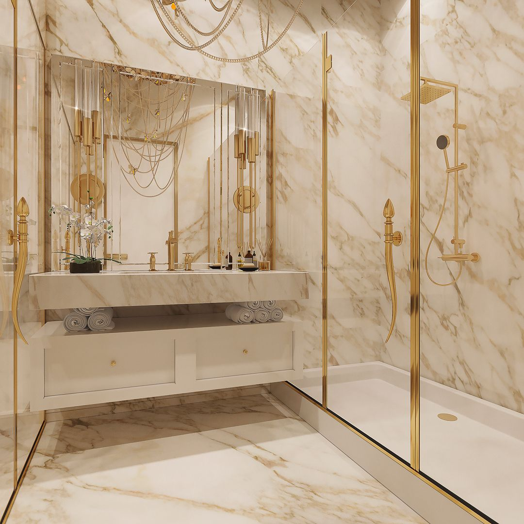 Bathroom by Marcia Allen | Bathroom design luxury ...