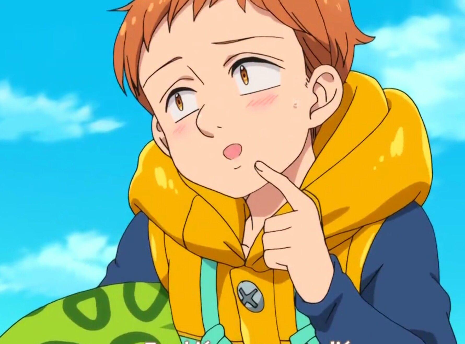 King Nanatsu No Taizai Imagenes Animadas Anime 7 Pecados Capitales 7 Pecados