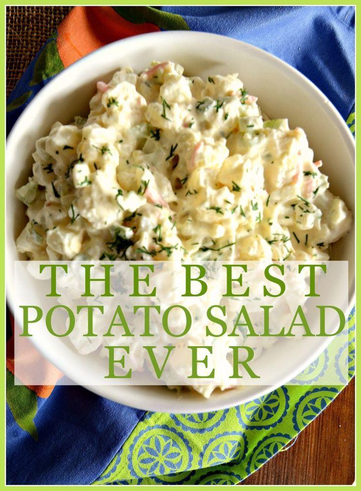 Potato Salad Recipe No Egg