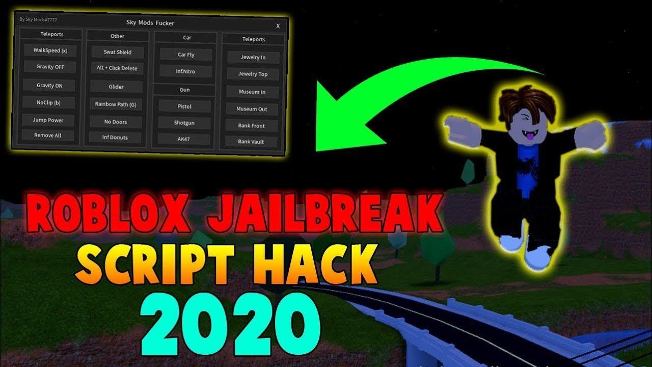 Download New Jailbreak Gui Hacks 2020 Script Pastebin Executors