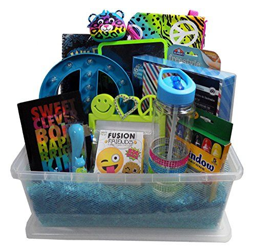 Omg tween girls gift basket perfect for easter basket tween girls gift basket perfect for easter basket christmas birthdays negle Image collections