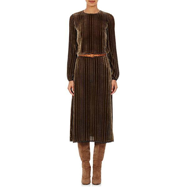 DRESSES - 3/4 length dresses Gabriela Hearst I7GppQ9b
