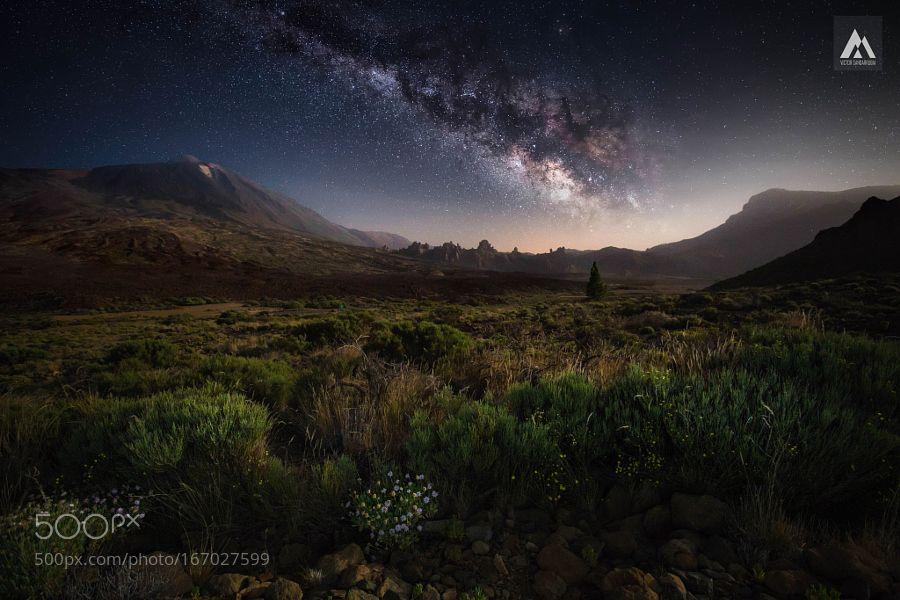 Parque Nacional de Teide by VictorSandarrubia1. @go4fotos