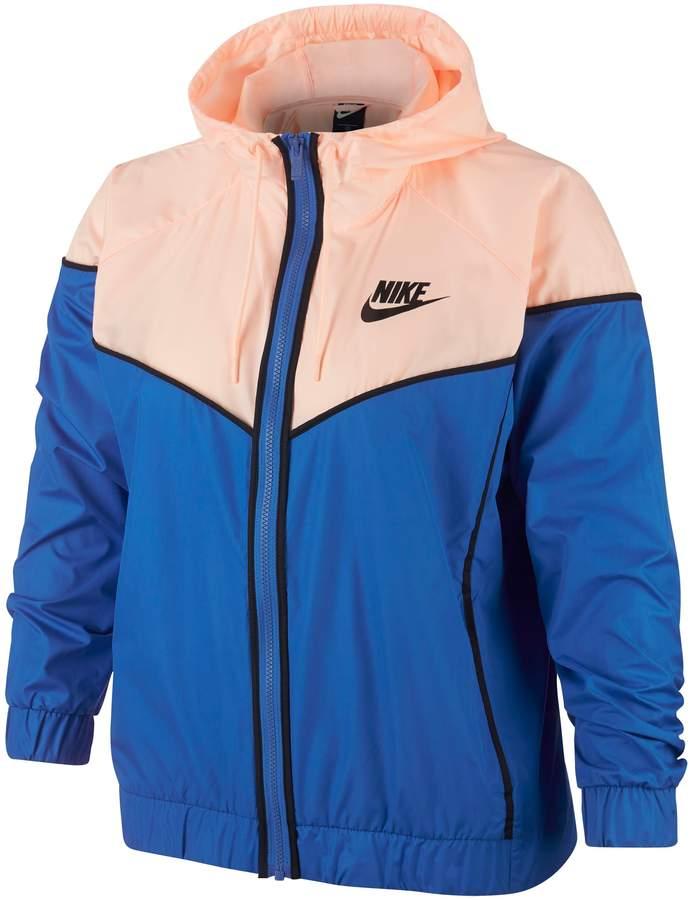 4f9770c4583fc Nike Sportswear Windrunner Jacket Designer Sportswear